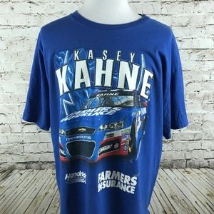 Men's Kasey Kahne Double Sided T-Shirt Size 2XL